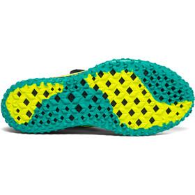 saucony Switchback ISO Schoenen Heren, geel/groen